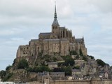 le mont saint michel normandie